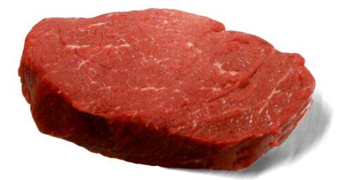 Beef Ranch Steak Raw