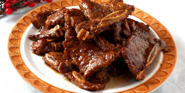 Beef Short Ribs Cooked