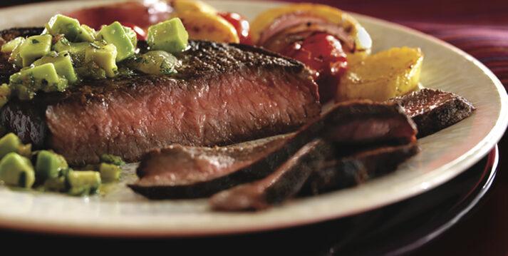 Ranch Steak Strips