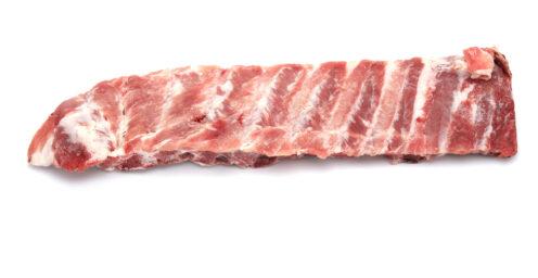 Buffet Style Pork Ribs
