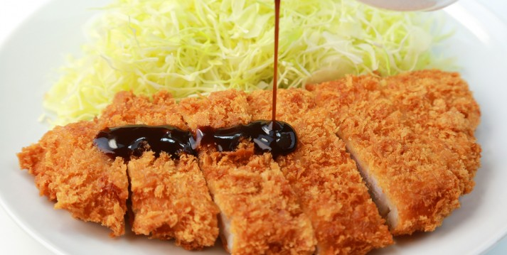 Pork Cutlet Breaded