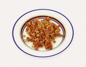 A plateful of mouthwatering Corned Beef Hash