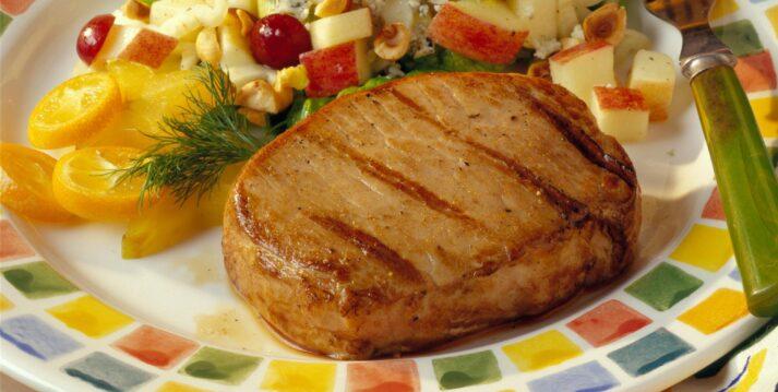 Boneless Center Cut Pork Chops Chicago Meat Authority