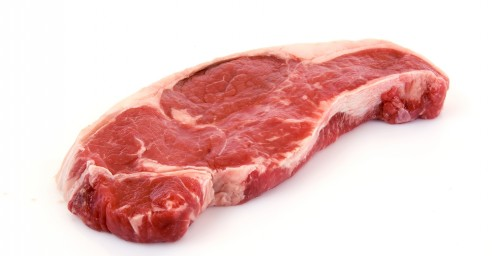Ball Tip Steak Raw