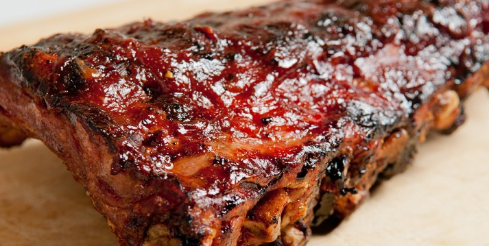 Buffet Ribs Back Ribs St Louis Style Ribs